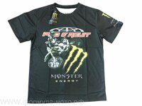 Футболка   (size:M, полиэстер) (mod:2)   MONSTER ENERGY
